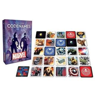 Codenames: Marvel Edition Card Game - multi