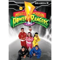 Mighty Morphin Power Rangers: Season 3 [DVD]