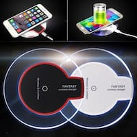 QI Wireless Charging Pad with LED lights for iPhone 8, 8 Plus, iPhone X, Galaxy S7, S8, Note 8, LG V30