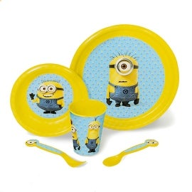 Despicable Me Minions 5-piece Dish Set