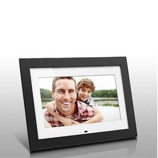 "Aluratek 10"" Digital Photo Frame With 4Gb Video Support, Black (Admpf410t)"