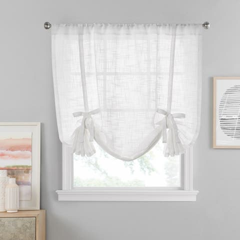 Vue Window Solutions Bayside Tie Up Shade