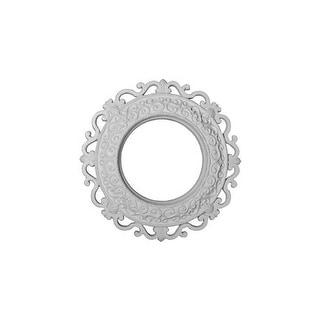 """Ekena Millwork CM13OR 13.25"""" Wide Orrington Ceiling Medallion"""