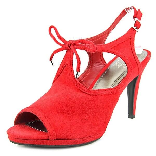 Impo Titan Red Sandals