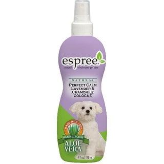 Espree Natural Conditioning Cologne W/Odor Eliminators 4Oz-Perfect Calm Lavender & Chamomile
