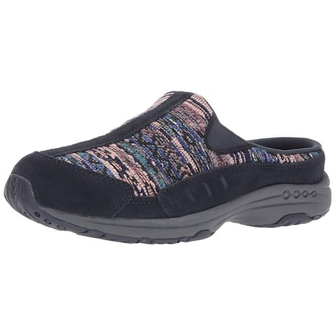 Easy Spirit Womens Travel time 280 Closed Toe Clogs