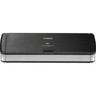 """Canon imageFORMULA P-215II Tini Document Scanner Sheetfed Scanner"""