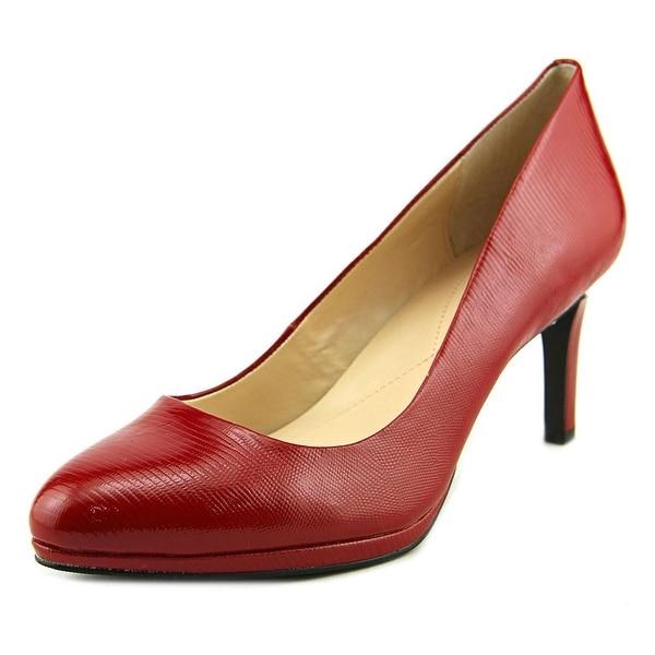 Alfani Glorria Round Toe Synthetic Heels
