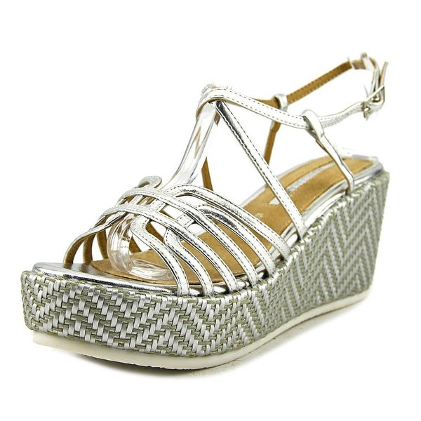 Maria Mare 66787 Women Silver Sandals