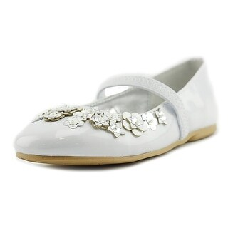 Nina Prim-T Round Toe Patent Leather Flats