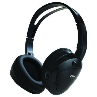 Boss Wireless Headphone
