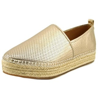 Steve Madden Peppa Round Toe Synthetic Espadrille
