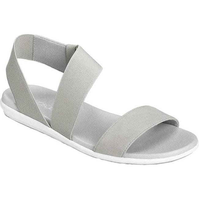 Aerosoles Women's Watch Box Flat Sandal