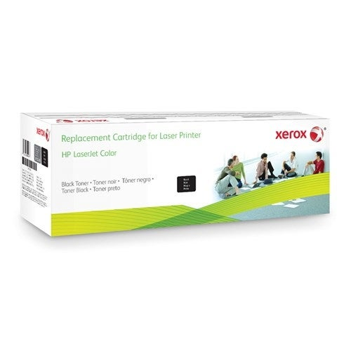 Xerox Remanufactured High Yield Toner Cartridge - Black Remanufactured Toner Cartridge
