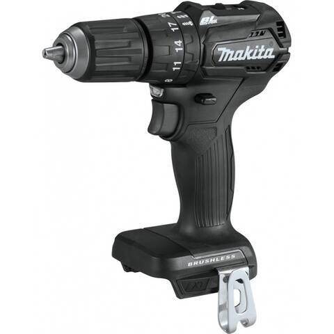 Makita XPH11ZB Sub-Compact Brushless Cordless Hammer Driver-Drill, 18 Volts