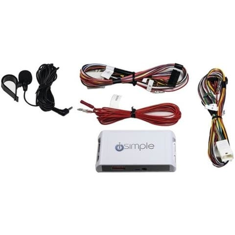 Isimple Isgm751 Carconnect 3000 Smartphone Interface For Select 2006-2014 Gm Lan