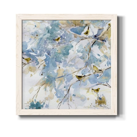Topaz Spring II-Premium Framed Canvas - Ready to Hang