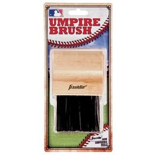 Franklin MLB Umpire Brush