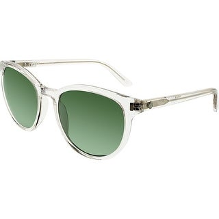 Spy Men's Alcatraz 673121584863 Clear Oval Sunglasses