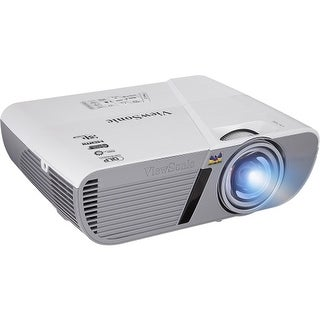 Viewsonic PJD5353LS Viewsonic LightStream PJD5353LS 3D Ready DLP Projector - HDTV - 4:3 - Front - 190 W - 5000 Hour - 10000 Hour