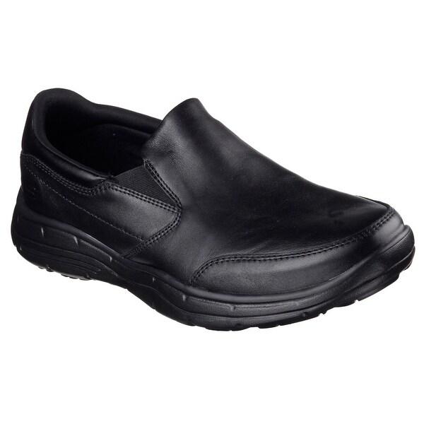 Skechers 64589 BOL Men's GLIDES-CALCULOUS Loafer
