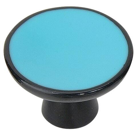 "Atlas Homewares 3132 Indochine 2"" Diameter Mushroom Cabinet Knob"