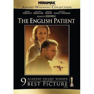 English Patient [DVD]