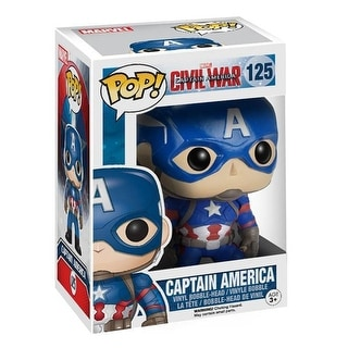 Marvel Captain America: Civil War POP Vinyl Figure: Captain America