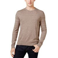 Michael Kors Fossil Mens Pullover Crewneck Sweater