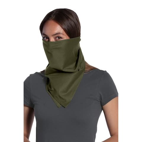 One Country United Large Breathable Bandana, Face Covering