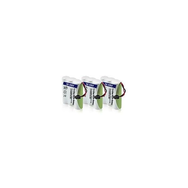 Replacement Panasonic PQWBTC1461M NiMH Cordless Phone Battery (3 Pack)