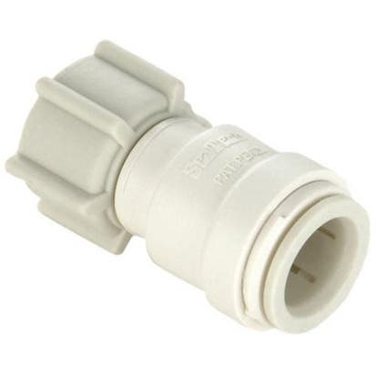 """Watts P-617 Quick-Connect Female Adapter 1/2"""" X 3/4"""""""