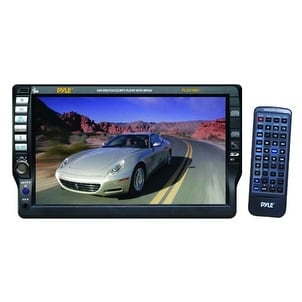Pyle 6.5 Inch DBL Din Touch Screen/BT