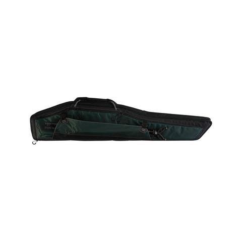 "Allen Rifle Case Manitou Padded Endura Fabric 50"" Green Black - Green Black"