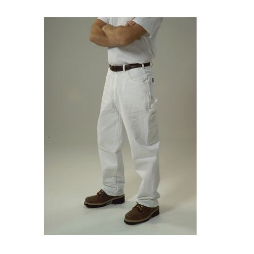 "Keystone 1000NT3634 Workwear Natural Painter Pants, 36"" x 34"""