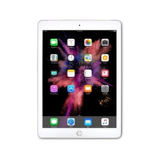 Apple iPad Air 2 64GB (White/Silver; Refurbished B Grade)