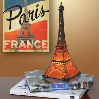 Great Places Small Table Lamp - Eiffel Tower