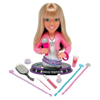 Hannah Montana Styling Makeover Set - multi