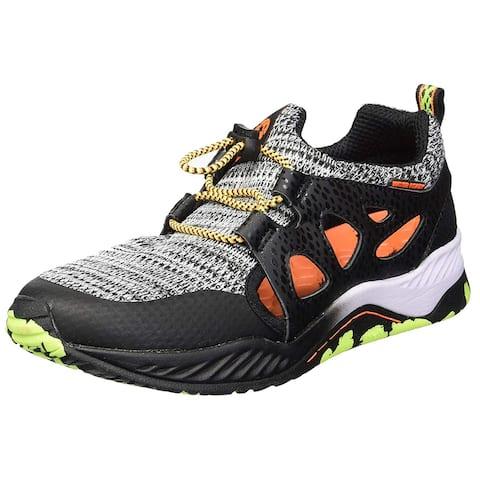 Kids Jambu Boys Anthozoa-B Low Top Bungee Running Sneaker