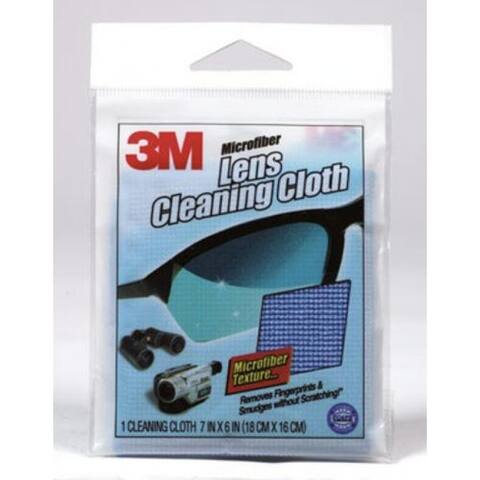 3M 9021-CS Lens Cleaning Cloth Clst