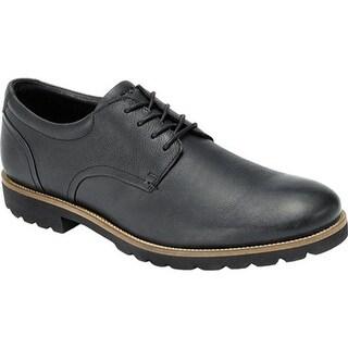 Rockport Men's Sharp & Ready Colben Black Leather
