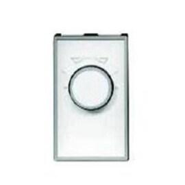 TPI S2022 Baseboard Thermostat, Single Pole, Beige
