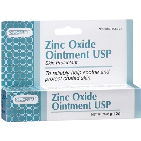 Fougera Zinc Oxide Ointment USP 1 oz