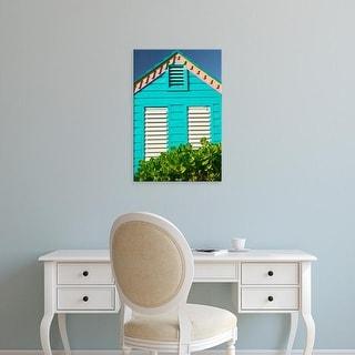Easy Art Prints Walter Bibikow's 'Compass Point Resort Ii' Premium Canvas Art