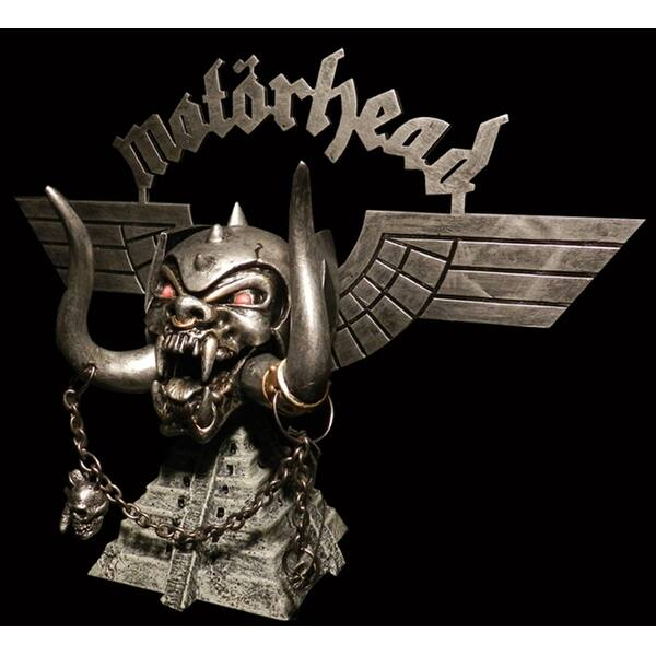 Motorhead Warpig Collectible Statue