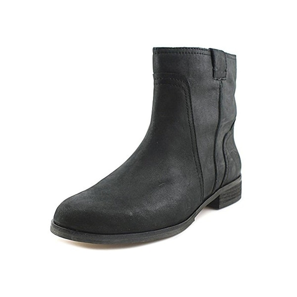 Vince Camuto Womens Ruty Ankle Boots Leather Casual