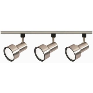 Nuvo Lighting TK340 Three Light R30 Step Cylinder Track Kit