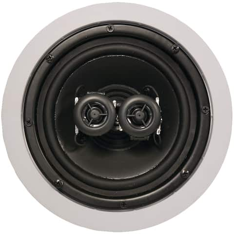 "Architech 6.5"" 2-way Single-point Stereo In-ceiling Loudspeaker"
