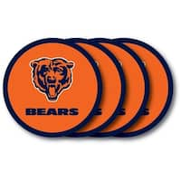 Chicago Bears Coaster 4 Pack Set