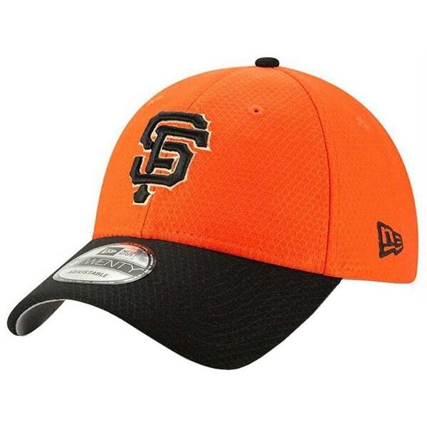 2a5c6bb4d2825 Shop New Era 2019 MLB San Francisco Giants Baseball Cap Hat HOME Bat  Practice 9Twenty - Free Shipping On Orders Over  45 - Overstock - 27212137